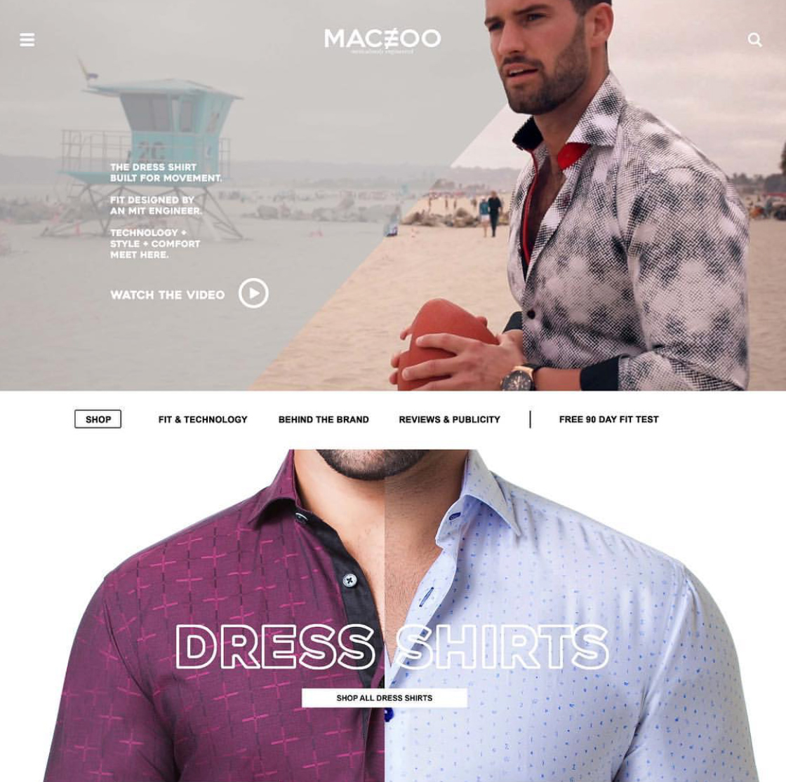 Clothing Ecommerce Website (4)